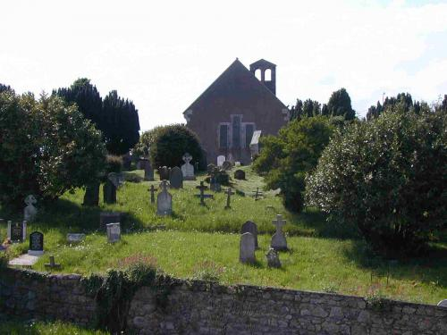 Dublin 14, Dundrum, St. Nahi's Church