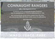Connaught Rangers Memorial