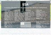 U.S.A. Memorial