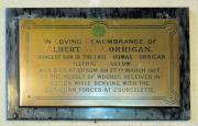 Corrigan Memorial