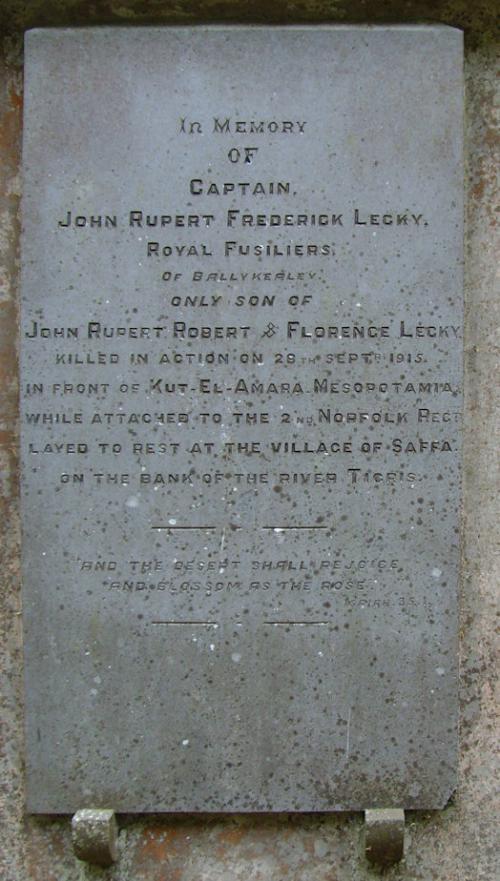 Ballon, Quaker Cemetery