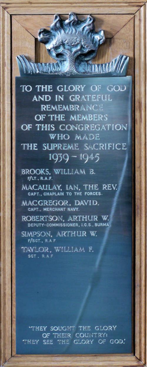 Dublin 06, Rathgar, Presbyterian Church