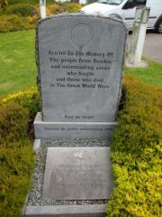 Bandon War Memorial