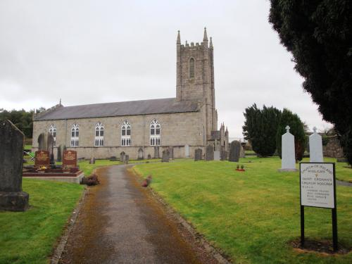 Roscrea, St. Cronan's Church