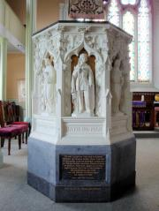 Read Memorial Pulpit