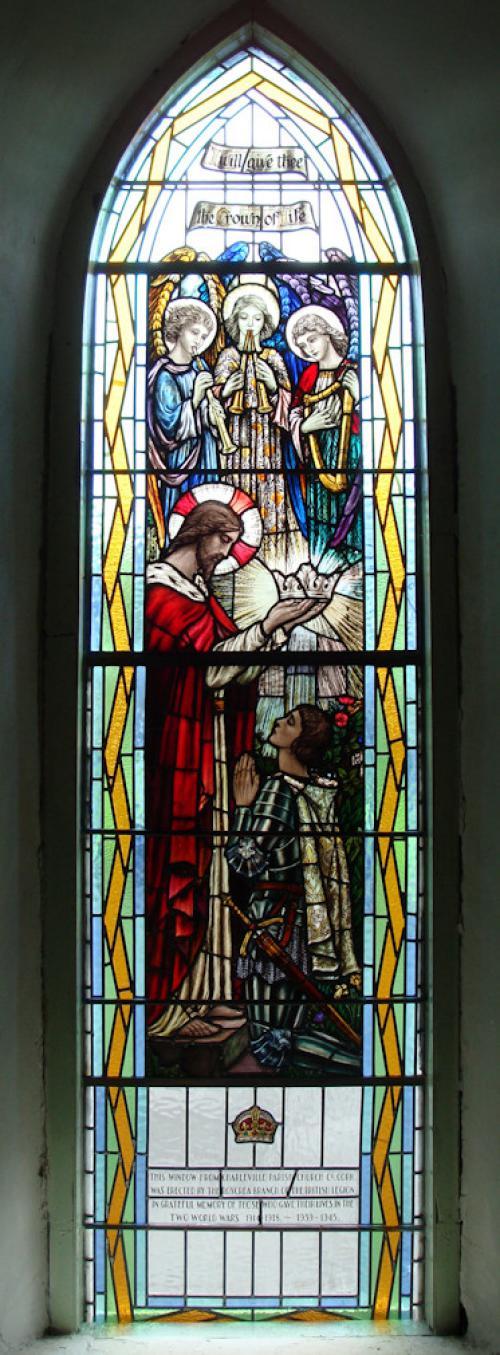 Charleville Church Window