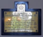 Synge Memorial