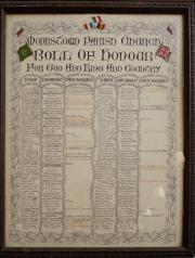 Monkstown Church Roll of Honour