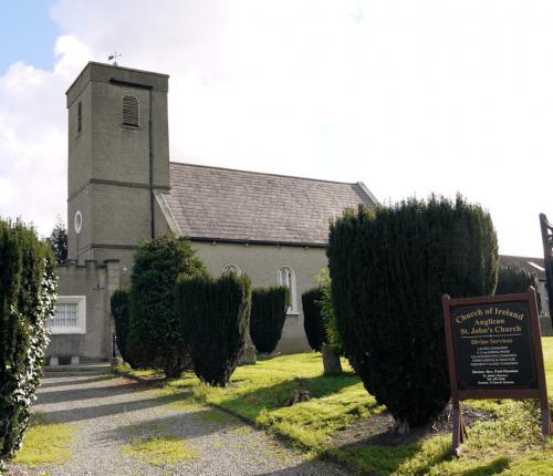 Dublin 22, Clondalkin, St. John's Church