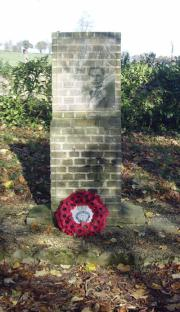 Belgian Ledwidge Memorial