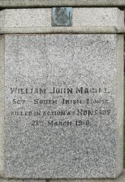 Collon Great War Memorial