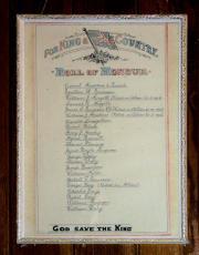 Collon Roll of Honour