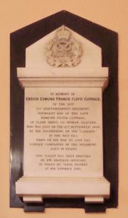 Cuppage Memorial