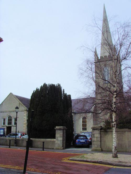 Dublin 14, Rathfarnham Church