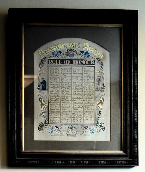 Dublin 14, Rathfarnham Church