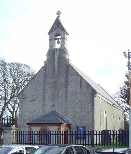 Dublin 09, Santry, St. Pappan's Church