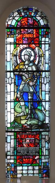 St. Pappan's Church Great War Memorial Window