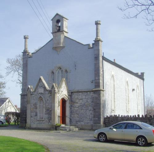 Dublin 11, Finglas, St. Canice's Church