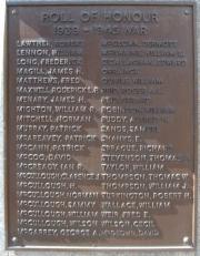 Lurgan War Memorial