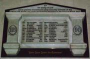 St. Mark's Church World War II Memorial