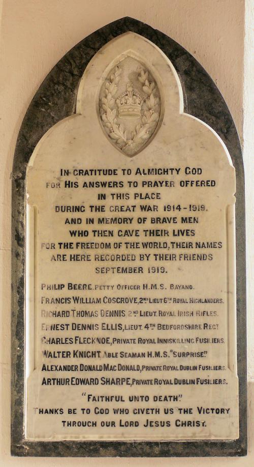 Balbriggan, St. George's Church