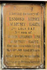 Macartney-Filgate Memorial