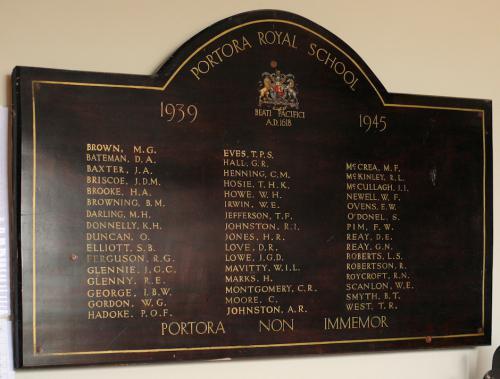 Enniskillen, Portora Royal School