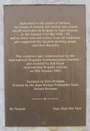 Spanish Civil War Memorial