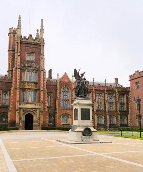 Belfast, Queen's University