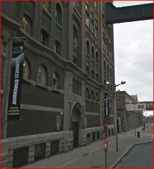 Dublin 08, Guinness Storehouse