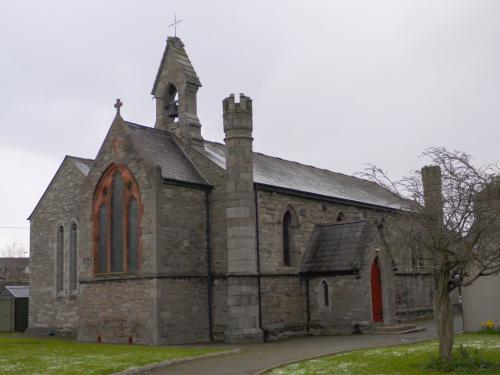 Dublin 07, Grangegorman, All Saints Church