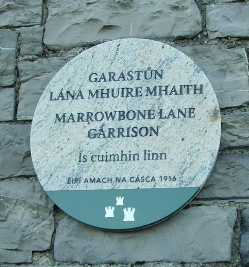 Marrowbone Lane Garrison Memorial