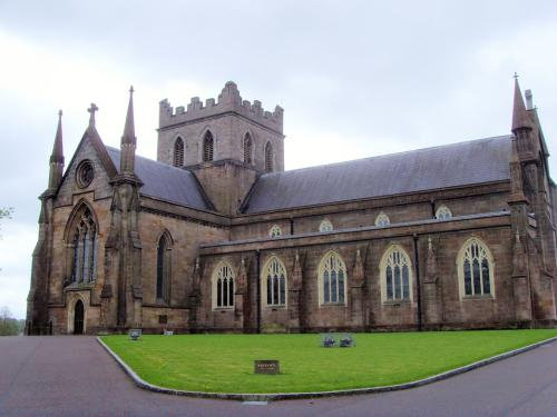 Armagh, St. Patrick's Cathedral