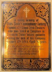 Carbery Memorial