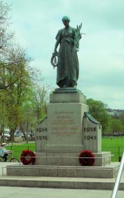 Armagh War Memorial