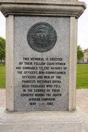 Armagh Boer War Memorial