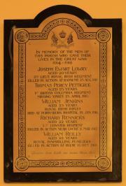 Navan Great War Memorial
