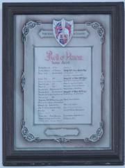 Navan Great War Roll of Honour