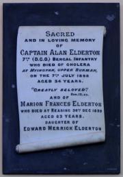 Elderton Memorial