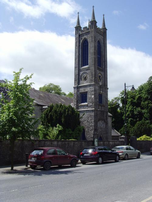 Slane, St. Patrick's Church