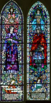 Lea-Wilson Memorial Windows