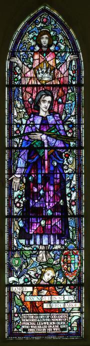 Lea-Wilson Memorial Windows