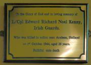 Kenny Memorial