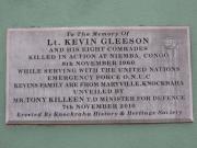 Gleeson Memorial