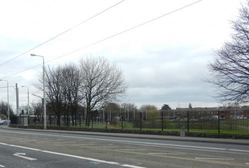 Dublin 08, Drimnagh, Naas Road