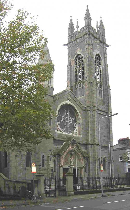 Dublin 04, Ballsbridge, St. Mary's Church