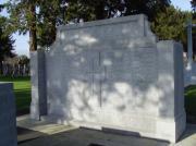 C.W.G.C. WW I Memorial