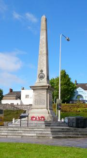 Enniskillen Boer War Memorial