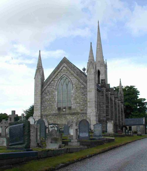 Kilternan Church