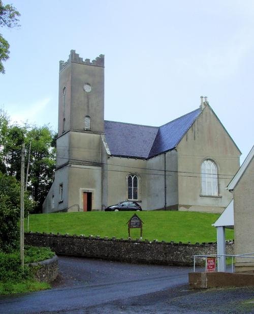 Tubrid, Drumkeeran Church
